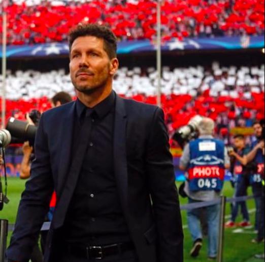 Simeone tiene previsto seguir al frente del Atlético
