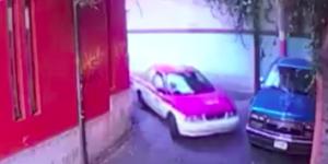 Agresor de mujer en Tlalpan tenía dos semanas como taxista