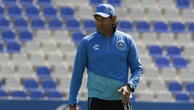 Deja José Saturnino Cardozo al Club Puebla