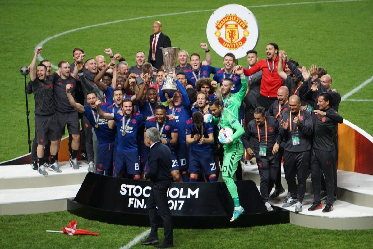 Manchester United se tituló en la Europa League