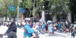 Manifestantes Reforma 2