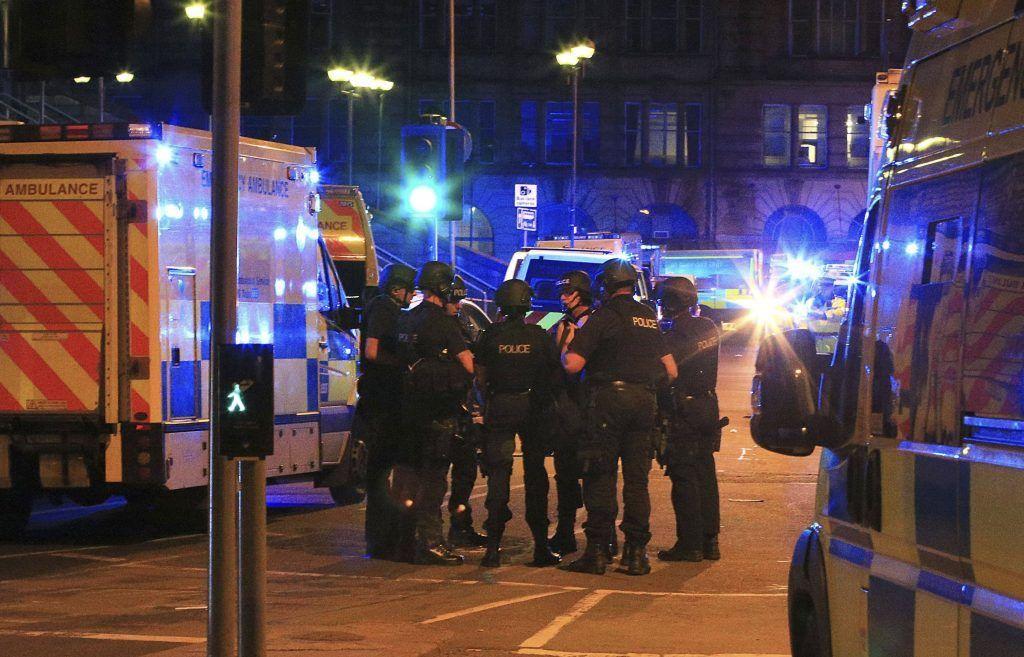 Primera imagen de Salman Abedi, el autor del atentado de Manchester