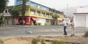 Asesinan a hombre afuera de un Sam's Club en Michoacán