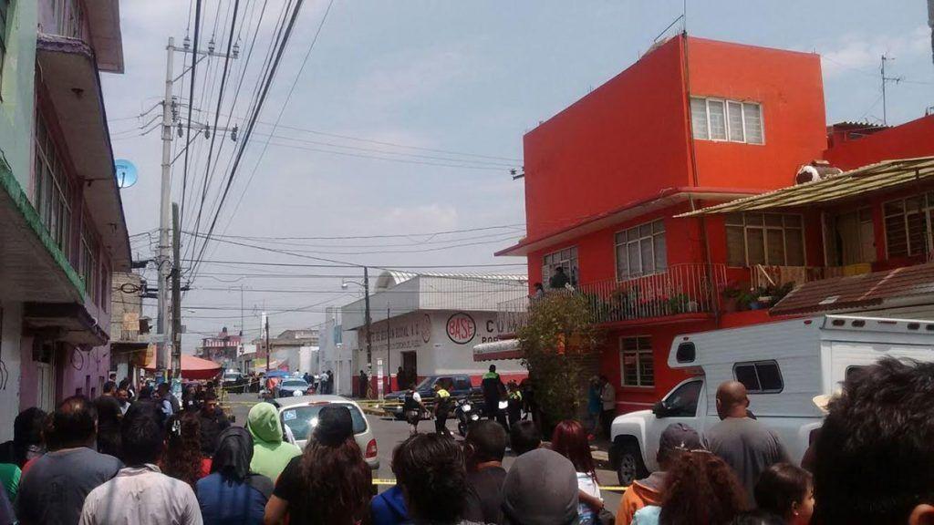 Deja 4 muertos Intento de asalto en oficinas del PRI