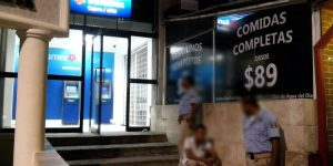 Detienen a tres por robar cajeros automáticos en Acapulco