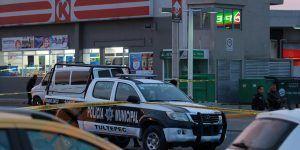 Balacera entre policías y ladrones deja cuatro heridos en Tultepec