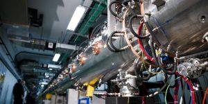 El CERN tiene nuevo acelerador de partículas