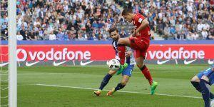 Chicharito anota con el Leverkusen luego de tres meses