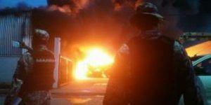 #Video Explosión en bodega de pirotecnia en Puebla deja 14 muertos
