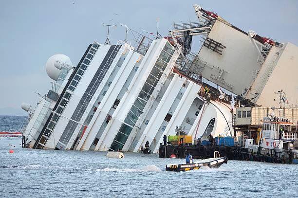 Condenan a 16 años de prisión al excapitán del crucero Costa Concordia