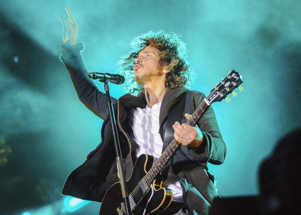 Policía confirma que rockero se suicidó — Chris Cornell