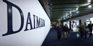 Teme Daimler una reducción de ingresos por las políticas de Donald Trump