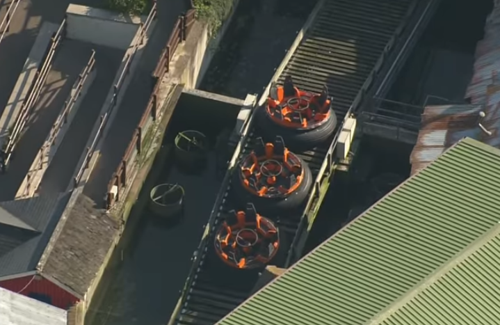 Inglaterra: Niña muere ahogada en un parque de diversiones
