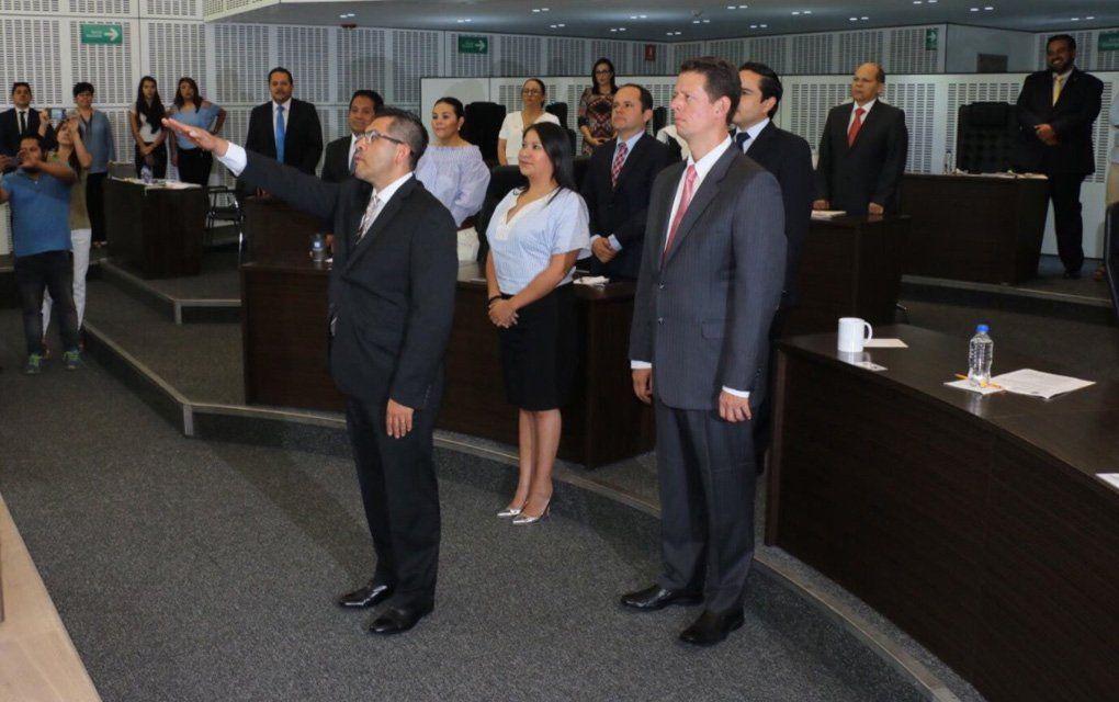 Benjamín Vargas Salazar, nuevo fiscal anticorrupción de Querétaro