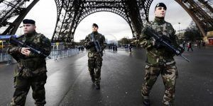 Policía francesa impide siete atentados en lo que va del año