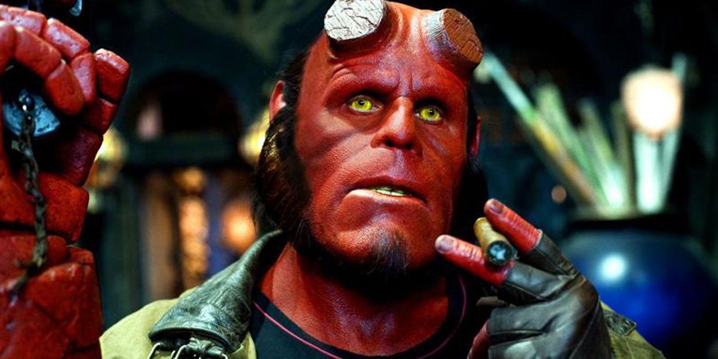 Sí habrá nueva película de Hellboy, y será un reboot clasificado R
