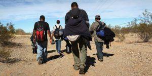 Cruce de indocumentados a EE.UU. descendió 70 por ciento en abril