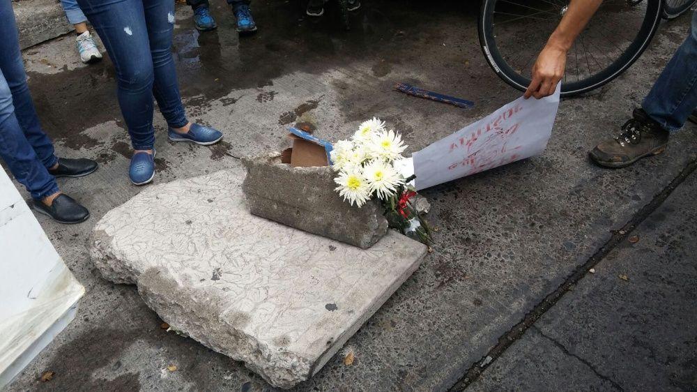 Movilización y protesta contra asesinatos e impunidad — UnDiaSinPeriodismo