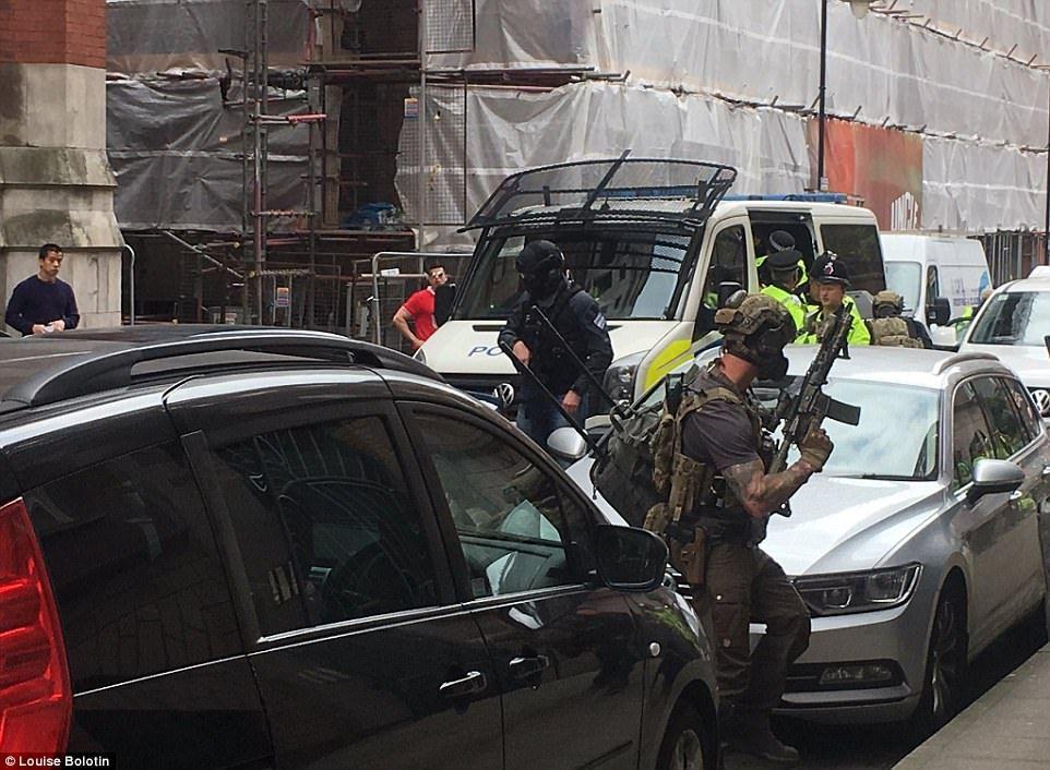 La policía identifica como Salman Abedi al autor del atentado