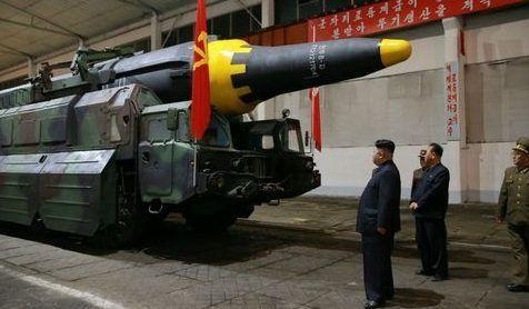 México condena nuevo lanzamiento de misil norcoreano