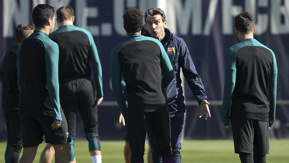 Neymar se iría de Barcelona por culpa del asistente de Luis Enrique