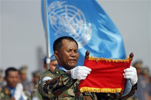 Era marroquíMuere otro Casco Azul en África