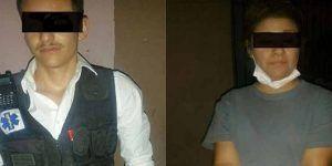 Paramédicos intentan robar cartera a ejecutado