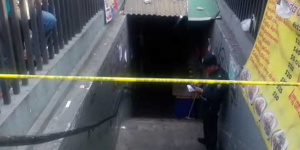 Matan a extranjero en Calzada de Tlalpan