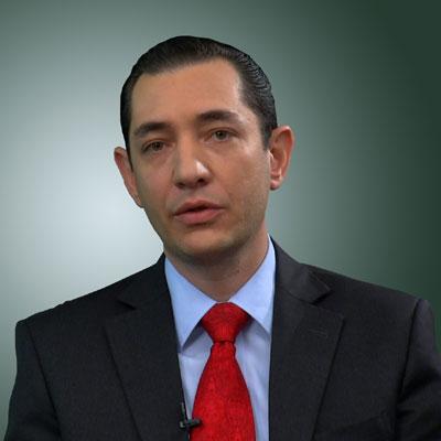Ricardo Salgado Perrilliat, secretario técnico del Sistema Nacional Anticorrupción
