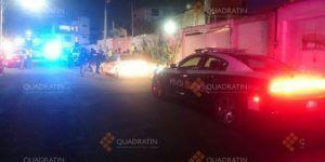 Joven hiere a policía en Querétaro