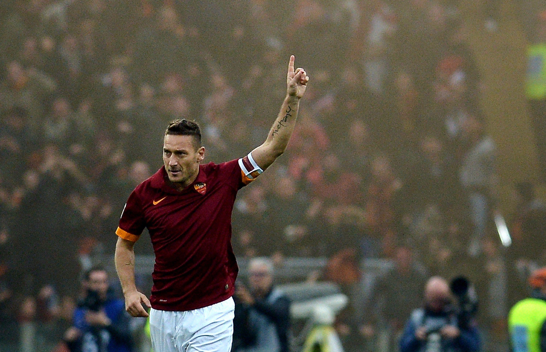 Totti dirá adiós al final de temporada