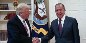 Trump se reunió con canciller ruso a petición de Putin