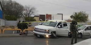 Suman 14 muertos por enfrentamientos en Reynosa