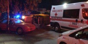 Volcadura deja un muerto en Coahuila