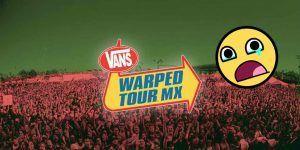 warped tour sad