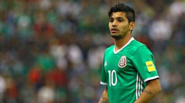 Jesús Manuel Corona se da de baja de la selección