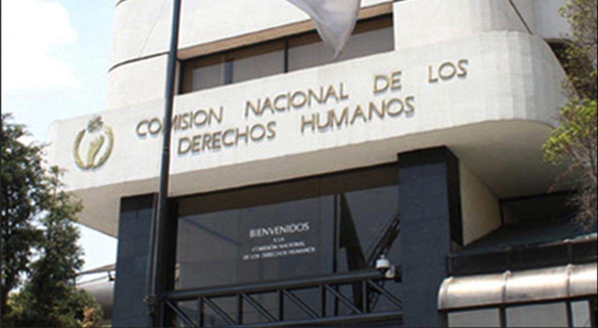Emite CNDH recomendación a CODH mexiquense