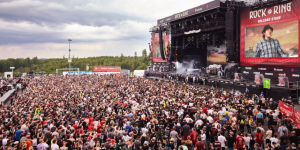 Desalojan festival musical en Alemania por amenaza terrorista