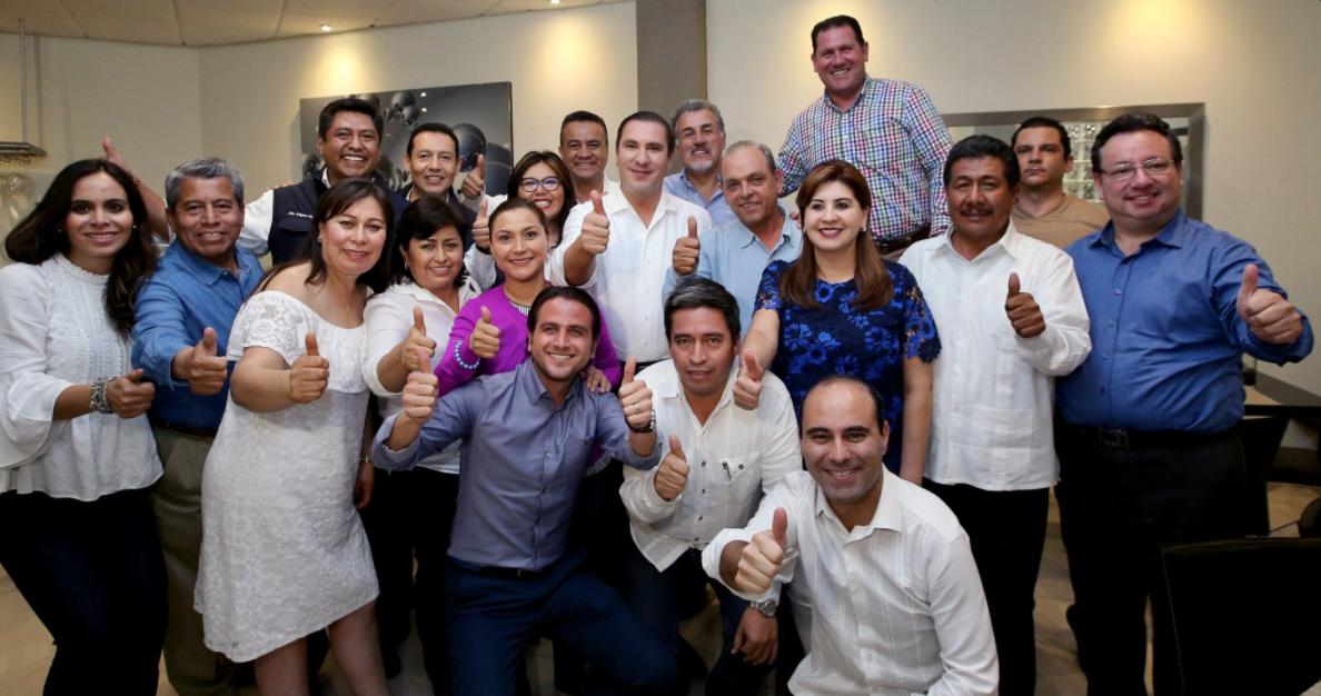Rafael Moreno Valle destaca resultado de alianza en Nayarit