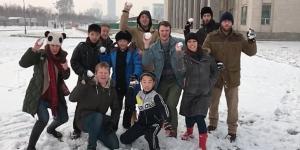 Último video del estadounidense antes de ser detenido en Corea del Norte