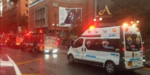 Atentado en Bogotá deja tres muertos