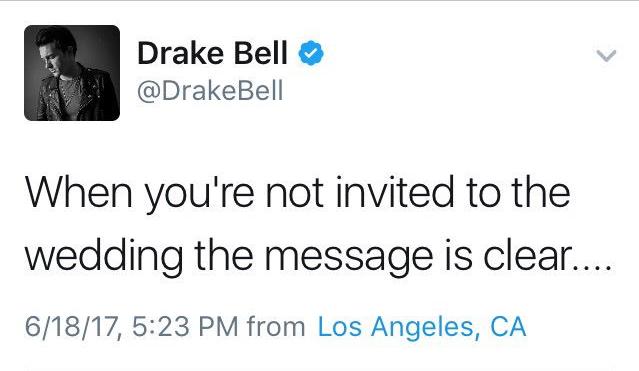 Memes de la enemistad inundaron las redes sociales — Drake y Josh