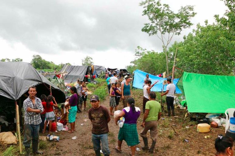 Crecen más de 1000% solicitudes de refugio a México