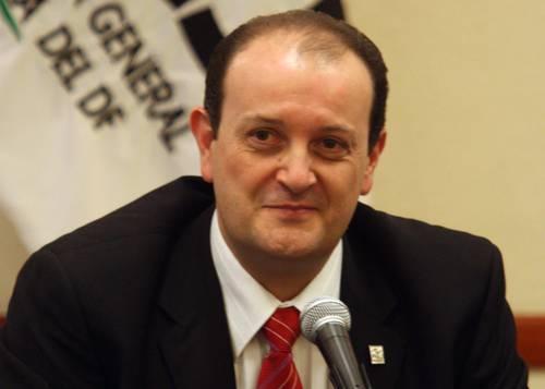 Rodolfo Ríos renuncia como procurador general de la Ciudad de México