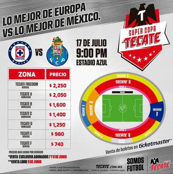 Clubes mexicanos 'enloquece' con precios para juegos vs europeos