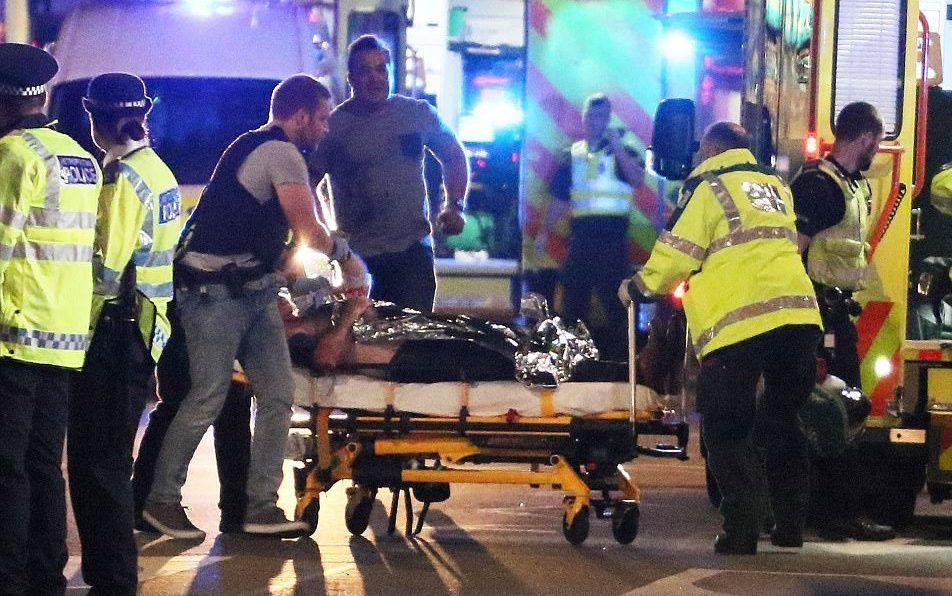 Identifican a sospechosos de ataques terroristas en Londres
