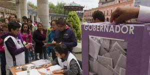 Ubica tu casilla electoral si eres del Estado de México