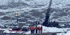 Refuerzan rescate de dos mineros en Chile
