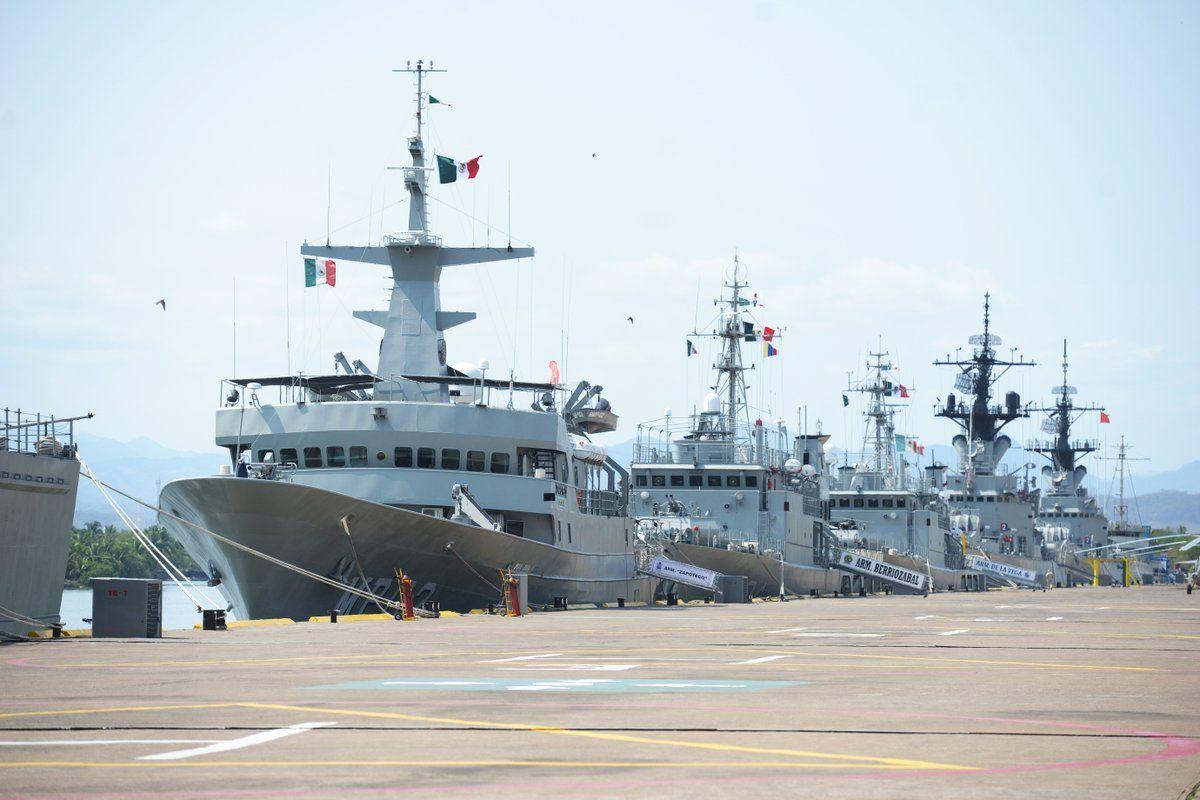 Matamorenses conmemoran centenario de la Marina y rinden homenaje a marinos caídos