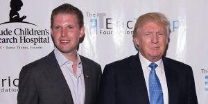 Hijo de Donald Trump acusa a Twitter de censura